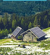 Обслуживание солнечной электростанции