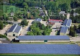 Развитие солнечной энергетики в Германии