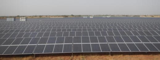 Развитие солнечной энергетики в Индии