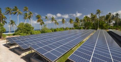 Развитие солнечной энергетики в Самоа