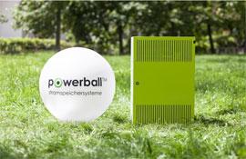 аккумуляторные батареи Powerball