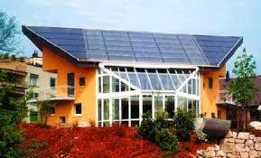 солнечная электроэнергия для дома