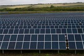 солнечная электростанция - Россия