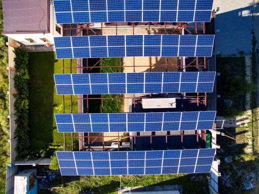 солнечная электростанция, г. Николаев