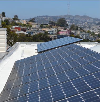 солнечная электростанция на крыше