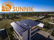 солнечная электростанция на крыше Николаев