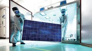 солнечные батареи и их эффективность
