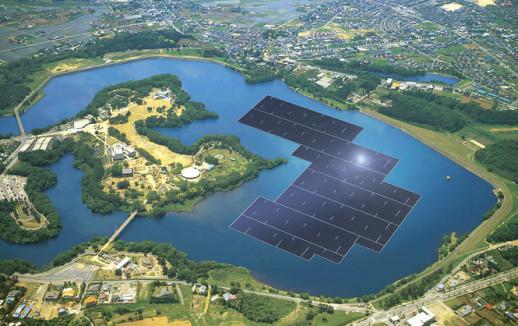 солнечная энергетика в Японии