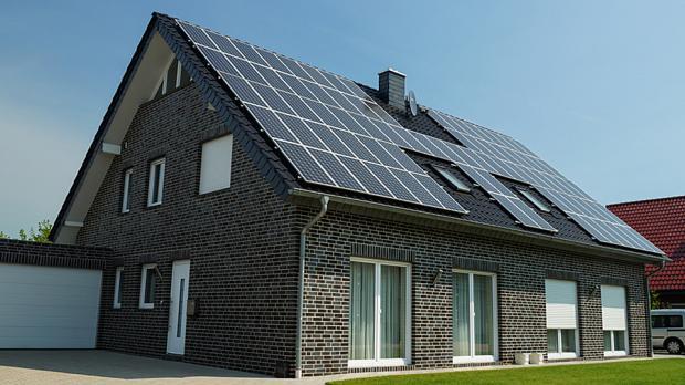 зеленый тариф- крыша дома