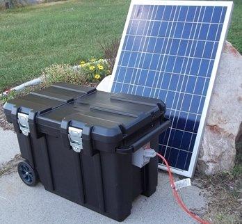 солнечный генератор