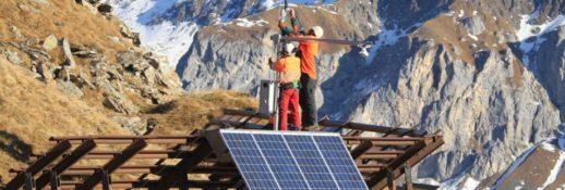 солнечная энергетика в Швейцарии