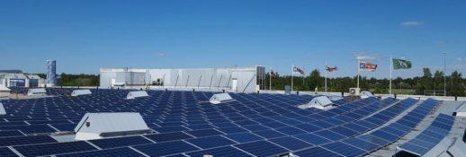 развитие солнечной энергетики в Европе