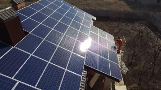Солнечная электростанция_Николаев