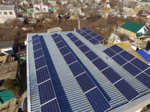 Солнечная электростанция_Николаев__