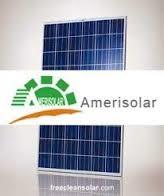 солнечные батареи Amerisolar
