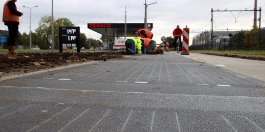 Solaroad_Niederlande_Solarstrasse_Radweg
