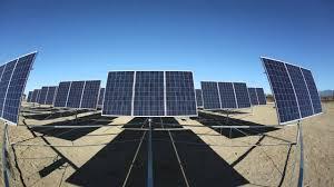 трекерные системы для солнечных батарей