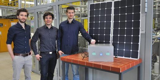 Балконные солнечные электростанции_Австрия