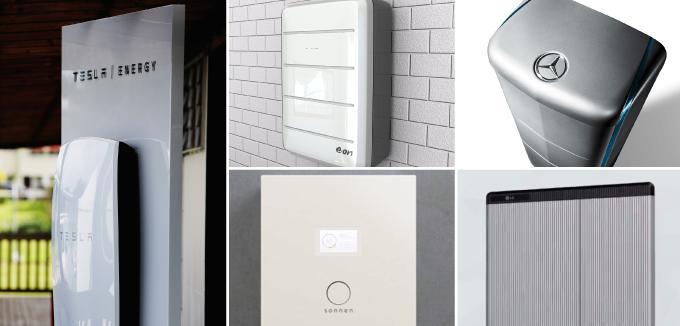 домашние системы хранения электроэнергии