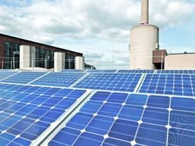 общественная солнечная электростанция