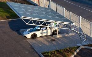 солнечный автонавес