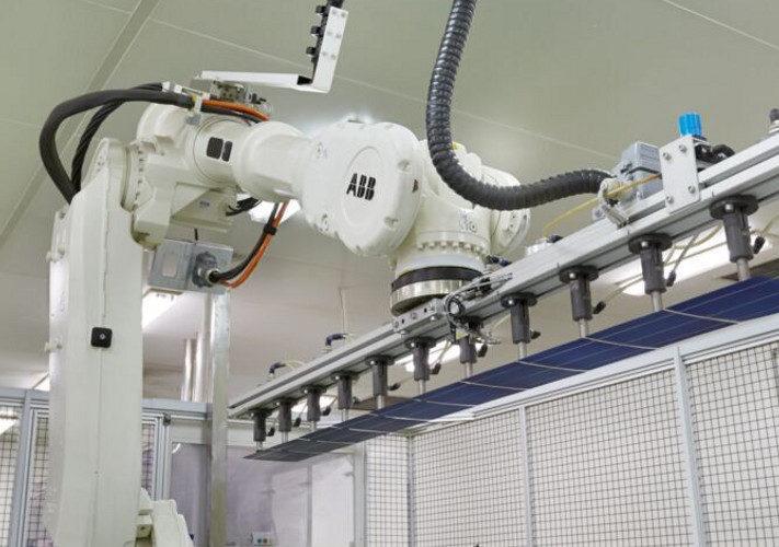 Solarzellen_Produktion_Risen_Energy