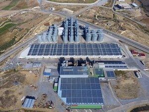 Турция_крышная солнечная электростанция