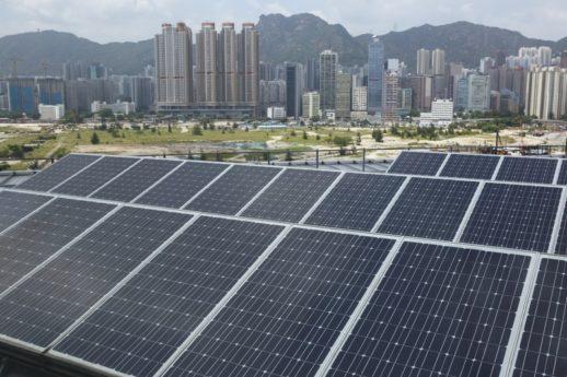 Китай_солнечные электростанции