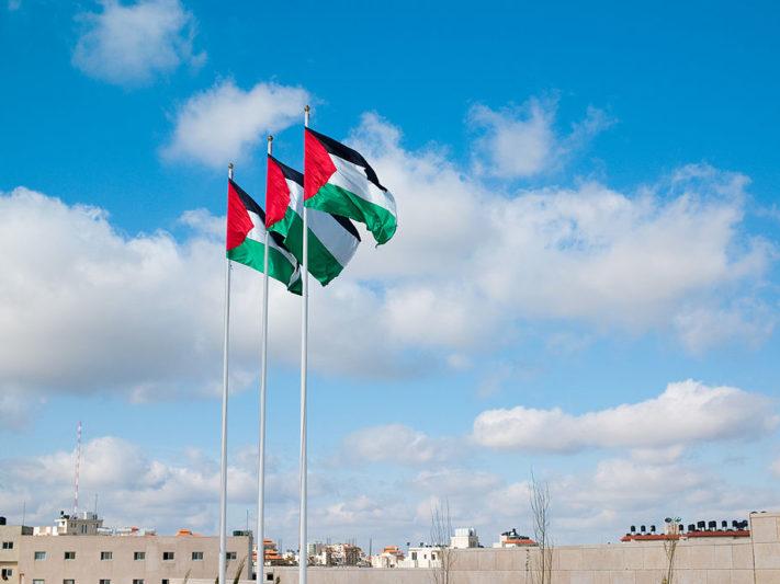 Крышные солнечные электростанции_ Палестина