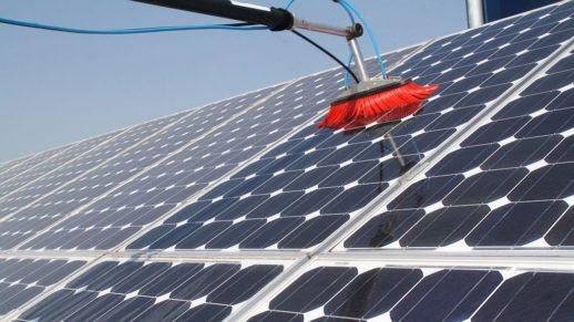 Мойка солнечных батарей_безопасность