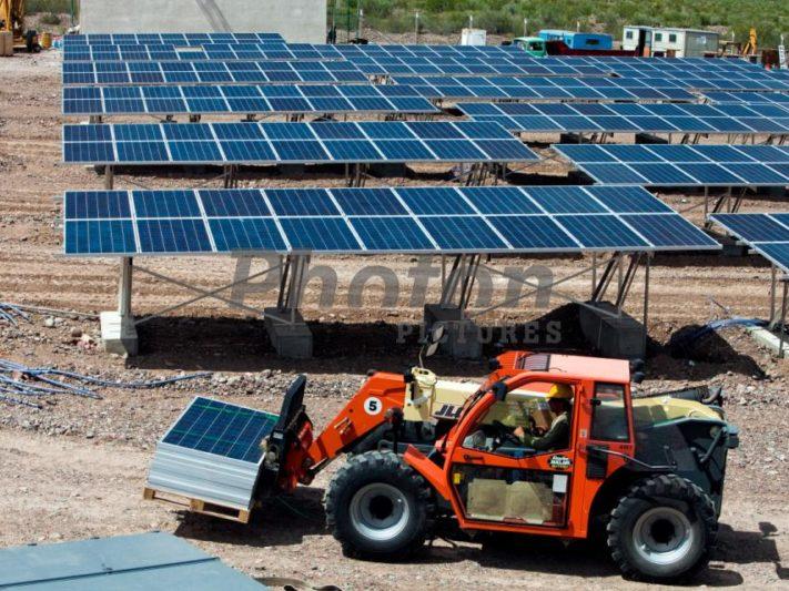 солнечная электростаниця _Аргентина