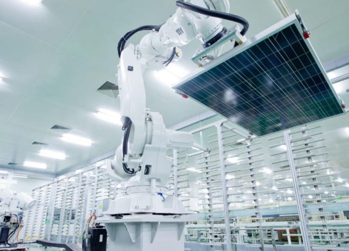 солнечные батареи_Jinko Solar