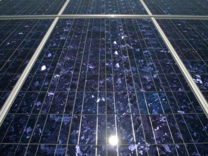 солнечные батареи_завод в Южной Африке