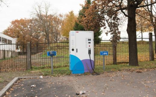 зарядные станции_Эстония