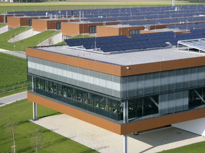 Верхняя Австрия_ субсидирование солнечных электростанций