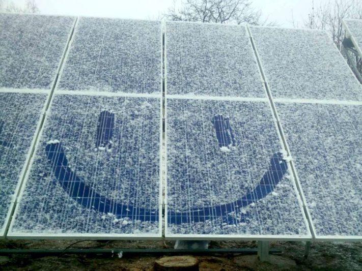деградация солнечных батарей_
