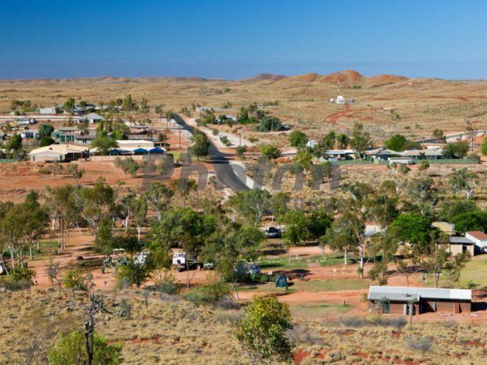 Западная Австралия_ солнечно_ветряная гибридная электростанция