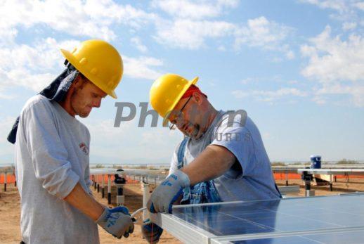 США_солнечные электростанции_2019