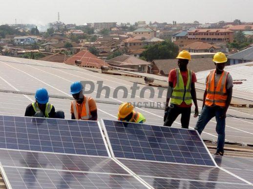 Гана_солнечная электростанция