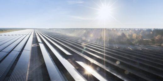 солнечная электростанция_Канада