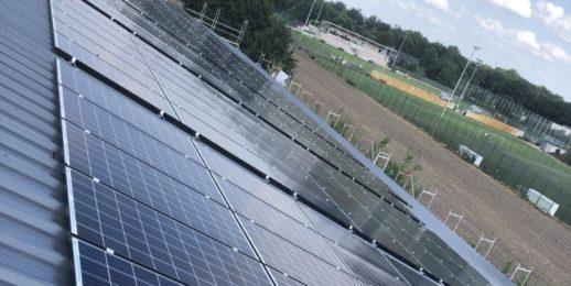 солнечная электростанция_хоккейный клуб Бремена