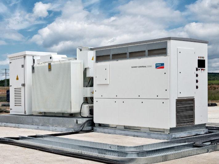 SMA-Utility-Power-System