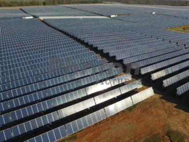 солнечная электростанция_ штат Вирджиния