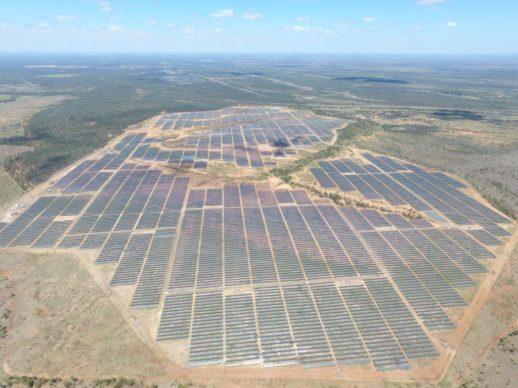 солнечная электростанция_Австралия