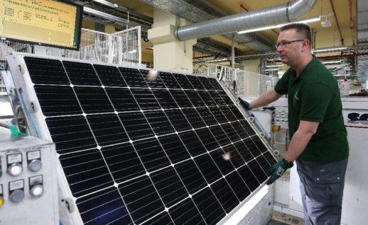 солнечные батареи_Франкфурт_Одер