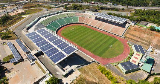 Солнечные электростанции_Бразилия