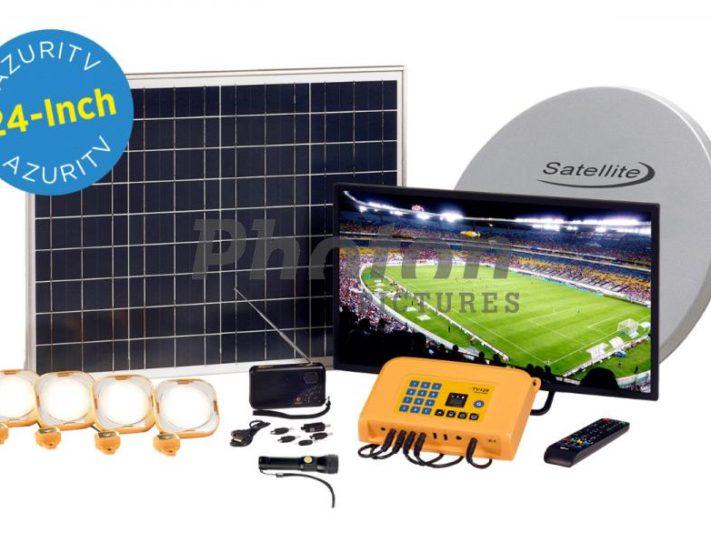 солнечной спутниковое телевидение