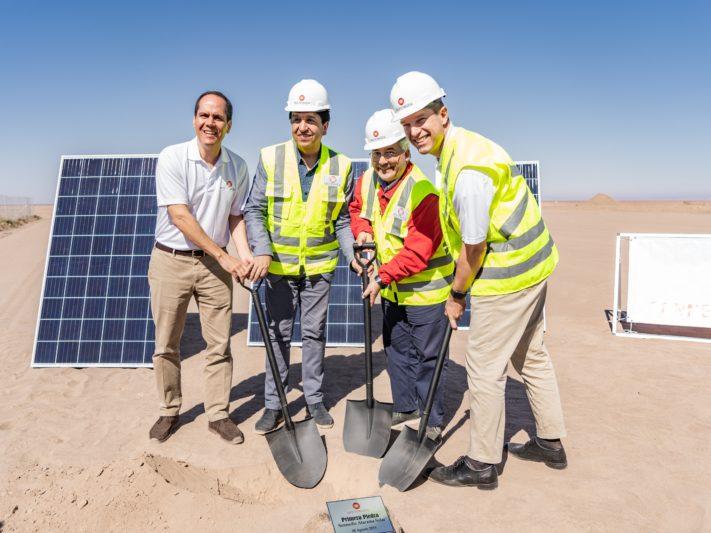 Чили_солнечная электростанция