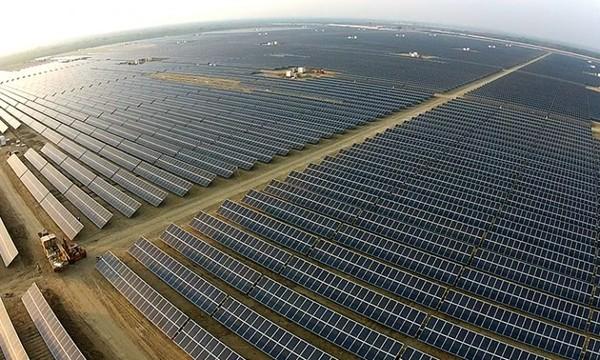 Пакистан_солнечная электростанция