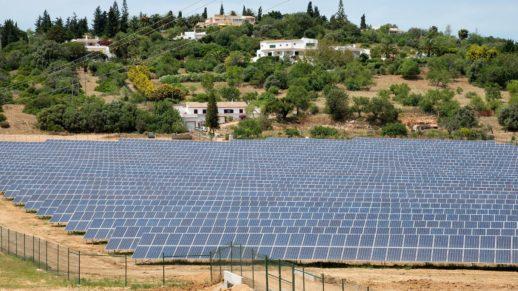 Португалия_переход на солнечную электроэнергию
